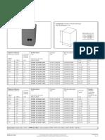 Catálogo Chaves de Partida COMPACT LINE 3TW