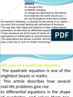 Differential Equation Ppt