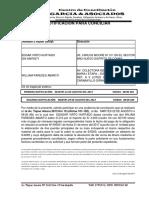 Acta Numero Mejor Derecho a La Posesión e Indemnización Por Daños y Perjuicios