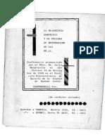 JM_La Dialectica Comunista y El Peligro de Destruccion de Las FF AA