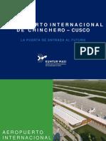 Aeropuerto de Chinchero