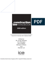 Construction Law Handbook