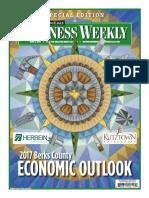 2017 Berks County Economic Outlook