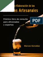 Libro Principios Elaboracion de Cerveza