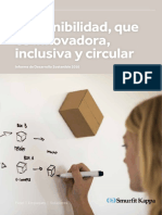 Smurfit Kappa Sustainability Report 2016 Spanish