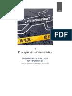 7 Principios de La Criminalistica