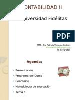Unidad 1 Efectivo - Caja Chica - Conciliación Bancaria