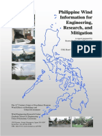 Philippine Wind Information for Engineering, Research and Mitigation