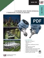 Interuptor de Presion J120-15838
