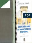 02. Nueva Guia Para La Investigación Cientifica - Heinz Dieterich