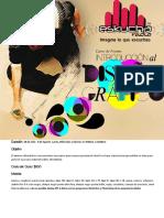 Curso de Verano Diseño Gráfico