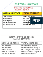 Nominal and Verbal Sentences_sem2_year1-1