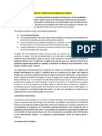 Jurisdicción y Competencia Del Derecho Del Trabajo