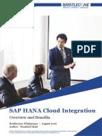 SAP HCI Overview