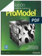 Libro Simulacion Con Promodelv2.1
