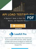 API Load Testing 101