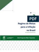 FAQ 10-Regime de Metas Para a Inflação No Brasil