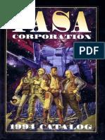 1994 FASA Product Catalog