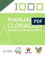 Manual de Cloracion