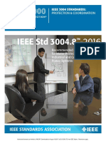 IEEE Std 3004.8TM-2016 Recommended Practice for Motor Protection in Indusctrial and Commercial Power Systems