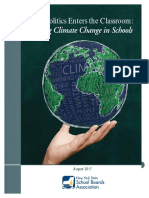Report Teaching Climate Change 08312017