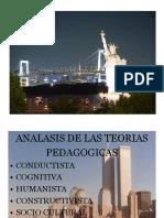 teorias pedagogicas