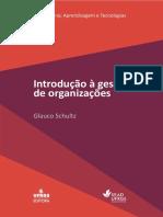 [Livro] Introdução à gestão de organizações