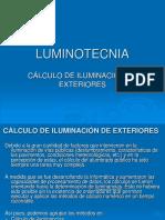 11º Cálculo EXTERIOR Métoto de Los Lúmenes