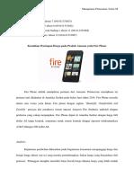 Kesalahan Penetapan Harga Fire Phone