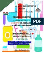Inhibidores de La Ciclooxigenasa 2