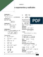 Algebra Evaluacion