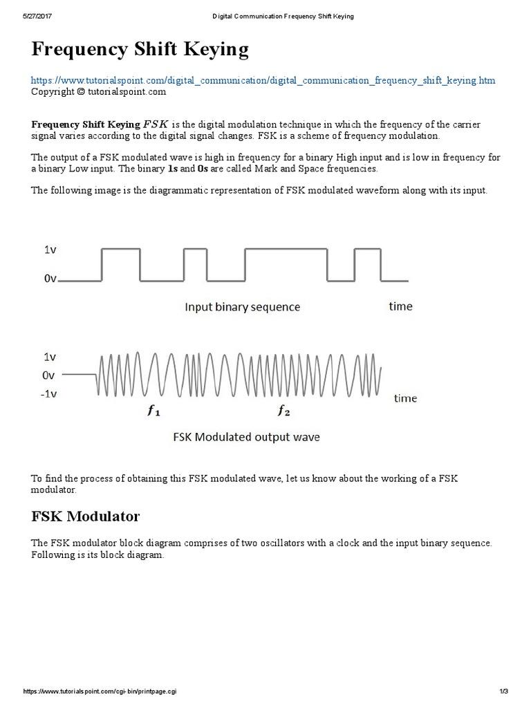 Envelope detector tutorialspoint