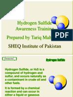 SHEQ H2S Training