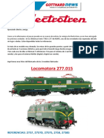 Descargas%2FElectrotren El%E9ctricas 277-7700 Disponibles