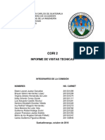 Informe Final Visitas Tecnicas
