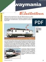 Elctrotren 2003