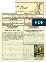 Upland Plover September-October 2017