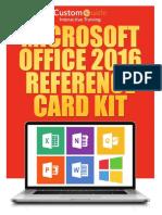 Microsoft office Reference card kit.pdf