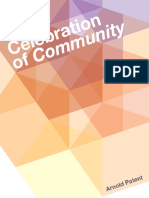 Celebration of Community