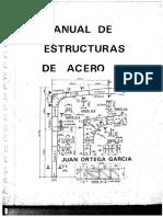 Manual de Estructuras de Acero