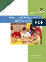 1módulo de Pedagogia y Didactica General