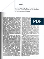 Transnationalism Study and Scope