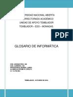 Trabajo de Introducción a La Informática Rosmi Lopez