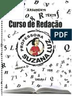 Apostila redação Suzana Luz