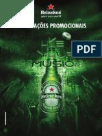 Guia de Ações Promocionais Heineken