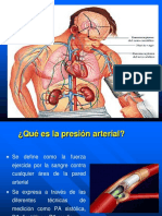 Aprendamos a Tomar La Presion Arterial