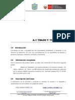 A.1 Trazo y Topografia