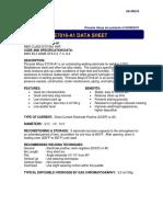 SOW 7018A11 8 SpecSheet