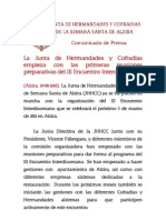 III Encuentro Interdiocesano en Alzira