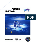 Web Pages Razor Manual 2